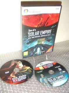 Sins of a SOLAR EMPIRE - Gioco PC DVD-ROM - ITALIANO