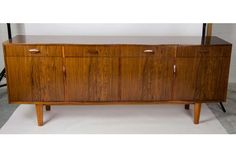 #MidCentury English Rosewood Sideboard | Vinterior London  #vintage #design #interiors #home