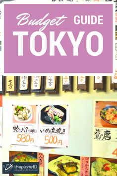 How to do travel Tokyo on a budget. Is Japan on your travel bucket list?