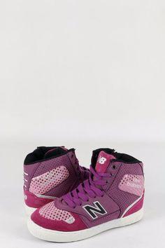 New Balance Kids Sneakers Girls Shoes Purple #NewBalance #Sneakers