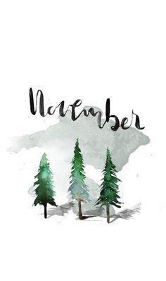 November  shared by eladvi on We Heart It