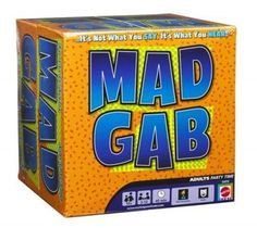 """Say What?    """"My mother-in-law loves the game Mad Gab, so we created our own game card and made her read it out loud until she understood! 'Owl be an grad mudder'— translation: 'I'll be a grandmother!'""""    -Andrea Scott"""