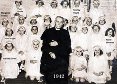 Holy Communion. 1942