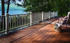 Trex Select 1 in. x 12 ft. Pebble Grey Grooved Edge Capped Composite Decking Board at The Home Depot - Mobile Home Depot, Outdoor Flooring Options, Winchester, Trex Composite Decking, Wpc Decking, Decking Boards, Composite Flooring, Deck Flooring, Deck Cost