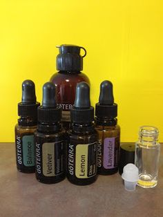 """""""Sleep, My Girl. Sleep"""" Essential oil blend. Recipe: 40 drops Lavender 10 drops Vetiver 20 drops Lemon 15 drops Balance Blend Fractionated Coconut Oil 1 - 5 ml glass roller bottle"""