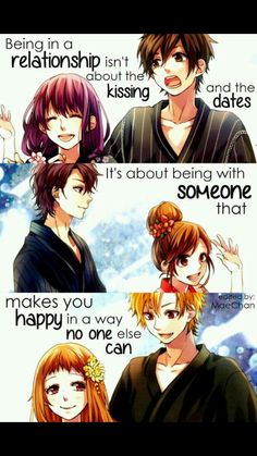 """""""Every time I see your face, The oceans heave up to my heart You make me wanna strain at the oars, And soon I can see the shore"""" Honeyworks Zutto Mae Kara Suki Desutta Sad Anime Quotes, Manga Quotes, Depressing Quotes, Manga Anime, Anime Art, Otaku Anime, Relationship Memes, Relationships, Anime Life"""