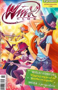 ¡¡Nueva revista Winx Club en Polonia!! http://poderdewinxclub.blogspot.com.ar/2013/11/nueva-revista-winx-club-en-polonia.html