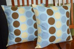 Premium Decorative Accent Pillow Covers  Two18 Inch by berly731, $39.99