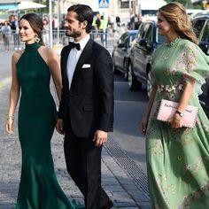 14 June 2018 - Swedish Royals attend Polar Music Prize in Stockholm - dress Giambattista Valli Princess Sofia Of Sweden, Prince And Princess, Swedish Royalty, 14 June, Prince Carl Philip, Handsome Prince, Queen Dress, My Fair Lady, Princess Victoria