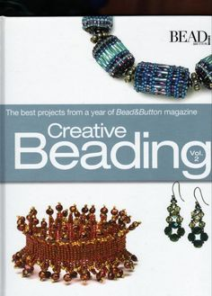 Bead and button creative beading vol 4 loom pinterest beads bead button creative beading vol 2 fandeluxe Images