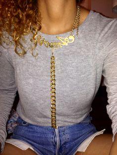 Body Chain Handmade Jewelry Viciouse31