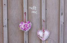 Valentine's Day Ice Heart Ornaments — Poppytalk