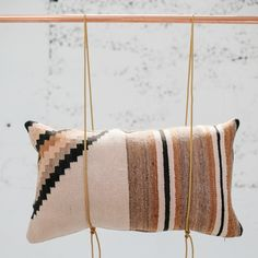 limited edition | saddle blanket pillow
