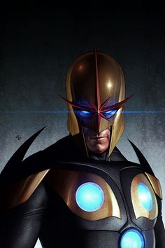 Comic Book Animated Movies   Comic Book Casting: The NOVA Animated Movie