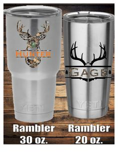 Discover recipes, home ideas, style inspiration and other ideas to try. Vinyl Crafts, Vinyl Projects, Yeti Decals, Vinyl Decals, Diy Tumblers, Vinyl Monogram, Yeti Cup, Rico Design, Cup Design