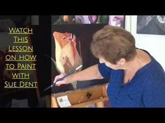 Great art with Sue Dent - YouTube