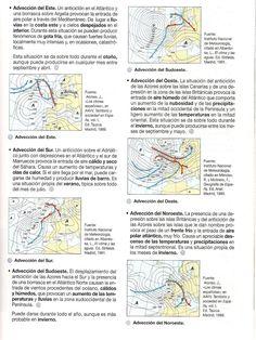 De revolutionibus ... GEO HISTORIA: CÓMO SE HACE EL COMENTARIO DE UN MAPA DEL TIEMPO O METEOROLÓGICO. GEOGRAFÍA DE ESPAÑA 2º BACHILLERATO