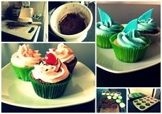 Cupcakes von Jasmin Ke Cupcakes, Desserts, Food, Germany, Bakken, Tailgate Desserts, Cupcake Cakes, Deserts, Essen