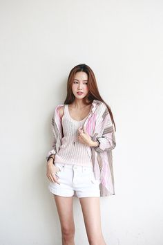 Shop for Mini Cotton Pocket Short at Korean Fashion Store. Find the hottest new Korean clothing popular in South Korea here at our store. Korean Fashion Pastel, Korean Fashion Teen, Korean Fashion Shorts, Korean Fashion Summer Casual, Korean Fashion Ulzzang, Korean Street Fashion, Winter Fashion Outfits, Asian Fashion, Fashion 101