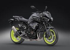 VOROMV: Novedades 2016. Yamaha MT-10: la R-1 hace un desnudo radical... (datos, fotos y vídeo)