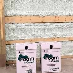 Closed cell spray foam insulation kits that are easy to use. Proven in homes. Comes with 17 Free Extras and Product Support. Spray Foam Insulation Kits, Kitchen Sink Interior, Summer Energy, Composting Toilet, Green Building, Simple House, Home Improvement Projects, Home Renovation, Garage Plans