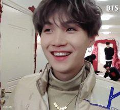"""yoongi reaching the ultimate level of happiness; Namjoon, Min Yoongi Bts, Min Suga, Hoseok, Taehyung, Daegu, Boyfriend Best Friend, Suga Gif, Beatiful People"