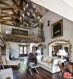 Mel Gibson Is Selling His $17.5 Million Old-World Private Palace in Malibu | Architectural Digest