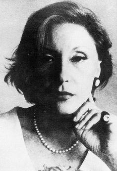 A escritora Clarice Lispector [1925-1977]. [FSP-Mais!-16.06.96]