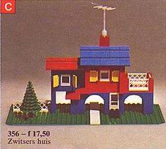 Genau diesn LEGO - Kasten habe ich noch. Ich liebe LEGOS über alles :)))