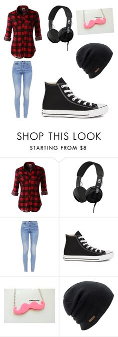 """""""markiplier outfit"""" by cma9502 ❤ liked on Polyvore featuring LE3NO, Skullcandy, G-Star, Converse and Coal"""