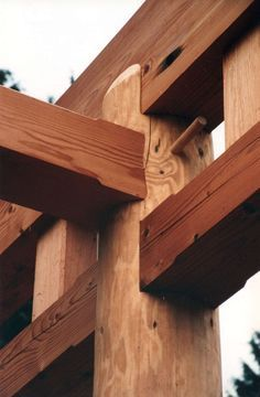Crafted Timberwork | Timber Frame Homes | Cascade Joinery | Bellingham, WA
