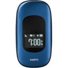 Free Standard Shipping via FedEx  Sanyo Vero Blue with a new Flash Wireless account Old Price $149.00 new price $129.99