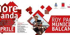 Roy Paci e Municipale Balcanica - Live - Location: Piazza Vittorio Emanuele II  Piazza Vittorio Emanuele II
