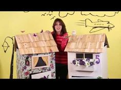 How to Build a DIY Playhouse Your Kids Will Love - YouTube
