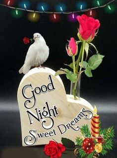 Free Check Out Latest Good Night Wishes Images Pics Pictures Free Download & Share for Friend Good Night Thoughts, Good Night Love Messages, Good Night Hindi, Good Night All, Good Night Flowers, Good Night Greetings, Night Wishes, Good Night Quotes, Romantic Good Night Image