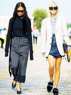 Tomboy Style: The 12 Essentials You'll Need to Get It Right via @WhoWhatWearUK