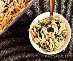 El orzo es una pasta seca de forma parecida a un grano de arroz o de cebada (de…