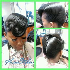 Style by the talented Ms. Makia Brooks