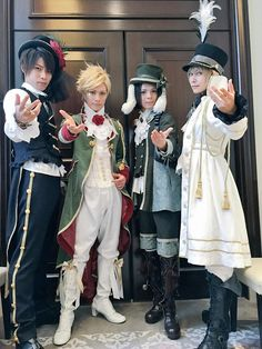 """摩天楼オペラ 彩雨 on Twitter: """"数少ないメンズ四人でということで、KANAME☆さん、みーちゃんさん、ルウトさんと。みなさんイケメンでした! http://t.co/4r0KV9XBoK"""""""