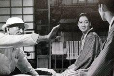 Setsuko Hara & Yasujiro Ozu