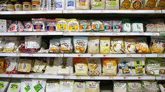 Korean Grocery Store Walkthrough: Korean noodles, powders, grains,  bean...