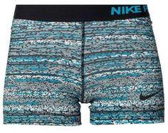 Nike Performance Medias Blue Lagoon Black Pantalones Cortos Deportivos De Mujer Hacer deporte requiere contar con el equipo adecuado, el cual ha de resultar cómodo, práctico y estiloso por eso, los pantalones cortos deportivos de mujer son, en este sentido, prendas imprescindibles para tu v...