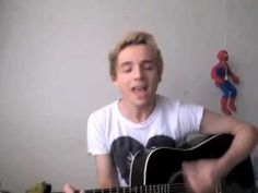 Whistle - Flo Rida (COVER by Elyar Fox) he is amazing, you should subscribe to him <3