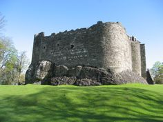 MacDougal Castle, Dunstaffnage, Scotland