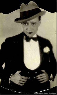 """Kitty Doner 1895–1988 (92) probably the last of the male impersonators who were popular in vaudeville in the 1920s. She was a headliner on the old Keith-Orpheum circuit and played the Palace and Winter Garden theaters in New York with Jack Benny and Al Jolson, respectively.""http://en.wikipedia.org/wiki/List_of_vaudeville_performers:_A%E2%80%93K"