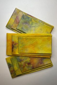 These beautiful tie dye beeswax wraps are an all natural and eco-friendly alternative to plastic wrap and baggies. Each wraps is handmade using locally sourced beeswax, and they are great to help keep food fresh, pack your lunch, and help you live a more sustainable, no waste lifestyle. #beeswaxwraps #beeswaxproducts #ecofriendly #sustainablelifestyle #plasticalternative Bees Wax Wraps, Plastic Alternatives, Lunch Items, Plastic Wrap, Food Fresh, Sustainable Living, Biodegradable Products, Sustainability, Traveling By Yourself