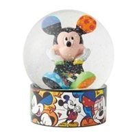 Disney Mickey Mouse 100 MM Waterball/Snow Globe by Britto Animated Halloween Props, Halloween Masks, Halloween Decorations, Annabelle Doll, Trick Or Treat Studios, Barbie Collector, Disney Mickey Mouse, Snow Globes, Hasbro Transformers