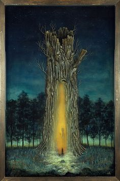 Approaching the Watcher of the Veil | by andy kehoe
