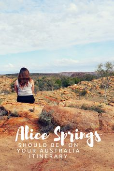 Hidden somewhere deep in central Australia, Alice Springs offers unrivalled an history and landscape that shouldn't be missed! This is why you should immediately add it to your Australian bucketlist. Perth, Brisbane, Melbourne, Sydney, Australia Travel Guide, Visit Australia, Australia Visa, Australia Trip, Western Australia