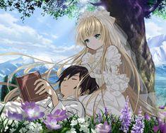 Gosick - Anime Manga World Wallpapers and Images Cute Anime Pics, Awesome Anime, Anime Love, Anime Guys Shirtless, Hot Anime Guys, Anime Girls, Guy Drawing, Manga Drawing, Blonde Anime Girl